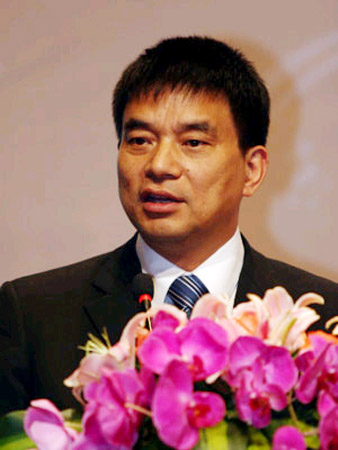 Liu Yonghao,one of the 'Top 15 most influential businessmen in China' by China.org.cn.