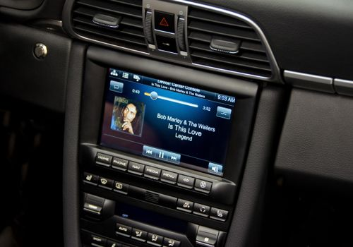 QNX CAR 2 mobile apps platform, one of the 'Top 10 best products at CES 2012' by China.org.cn.