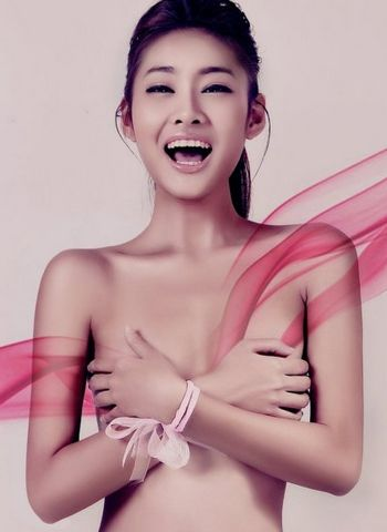 Tian Yuan, one of the 'Top 10 winners of Miss Campus China Contest 2011' by China.org.cn.