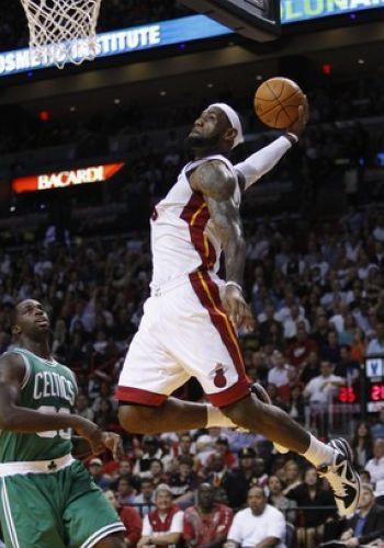 Miami Heat, one of the 'Top 10 most valuable NBA teams 2012' by China.org.cn.