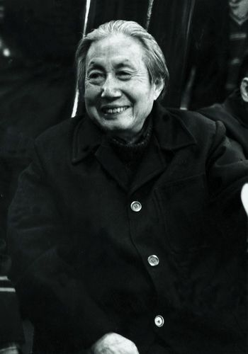 Lu Yanshao, one of the 'Top 15 highest-selling artists in 2011' by China.org.cn.