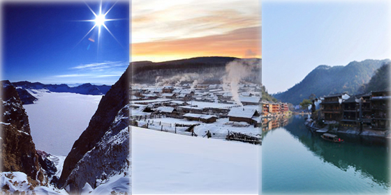 Top 8 February destinations in China