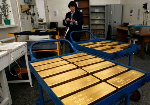 Russia, one of the 'Top 10 gold-producing countries in 2011' by China.org.cn.