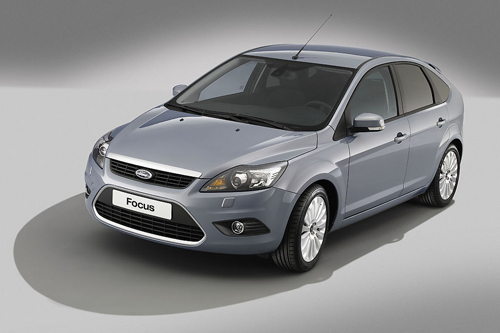 Ford Focus, one of the 'Top 10 bestselling cars in China in 2011' by China.org.cn