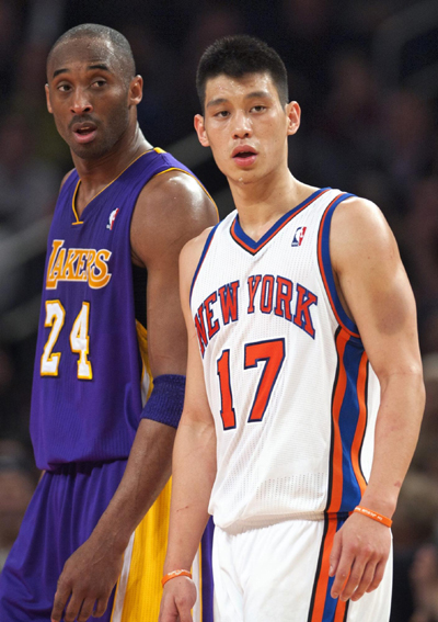 'Linsanity' outduels Lakers for Knicks' 4th win in a row