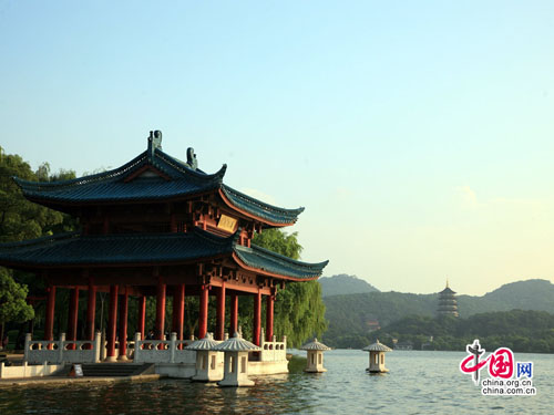 Beijing--Hangzhou,one of the 'Top 10 best cycling routes in China' by China.org.cn.