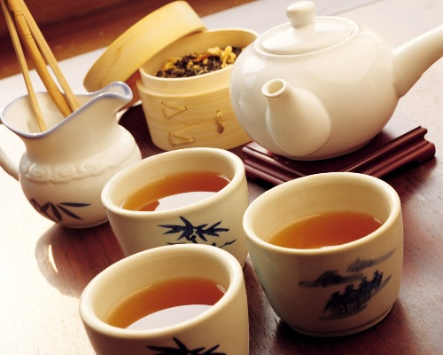 Tea tasting, one of the 'Top 10 entertainments of China's millionaires' by China.org.cn