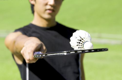Badminton, one of the 'Top 9 sports preferred by China's millionaires' by China.org.cn