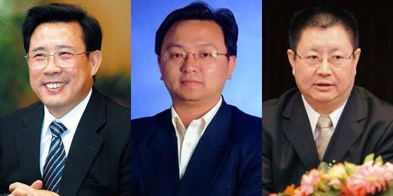 Top 10 biggest losers of wealth in China 2011