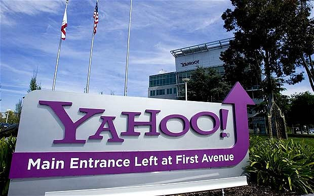 Yahoo's talks with Alibaba Group and Softbank collapsed on Monday. [File photo]