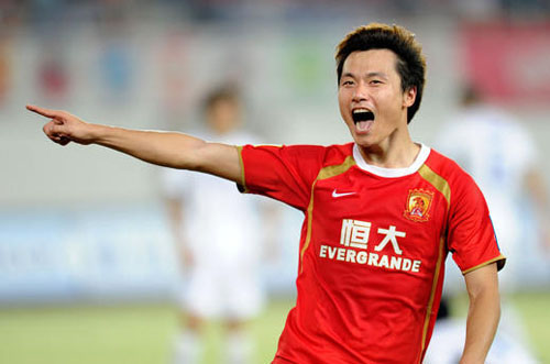 Gao Lin,one of the 'Top 10 highest-earning Chinese athletes of 2011' by China.org.cn.