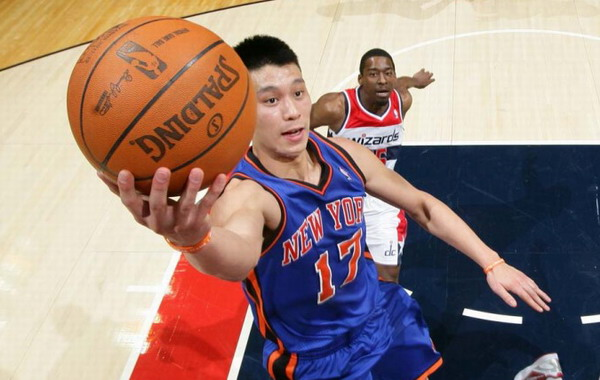 Jeremy Lin's 'Linderella' story