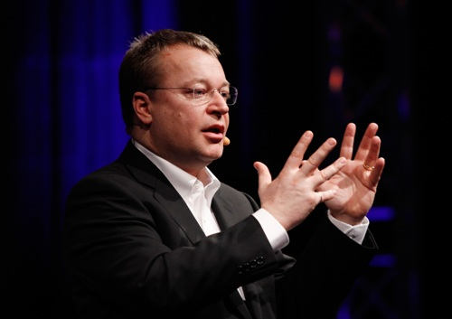 Stephen Elop, one of the 'Top 10 disappointing IT CEOs of 2011' by China.org.cn