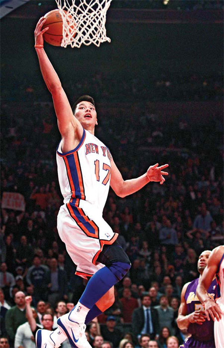 Sudden NBA stardom signals big haul for Lin