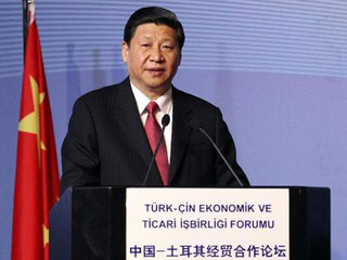 China, Turkey sign deals worth $4.3 bln