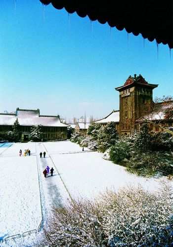Nanjing University, one of the 'Top 25 Chinese universities 2012-2013: RCCSE' by China.org.cn.