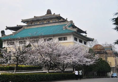 Wuhan University, one of the 'Top 25 Chinese universities 2012-2013: RCCSE' by China.org.cn.
