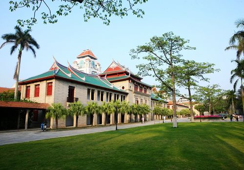 Xiamen University, one of the 'Top 25 Chinese universities 2012-2013: RCCSE' by China.org.cn.