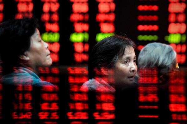 Chinese shares are expected to rise modestly this week. [File photo]