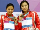 China sweeps 8 gold medals in FINA Diving World Cup