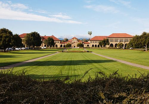 Stanford University, one of the 'Top 10 universities for English in the world' by China.org.cn.