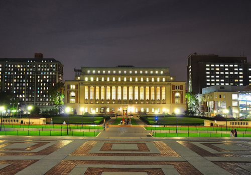 Columbia University, one of the 'Top 10 universities for English in the world' by China.org.cn.