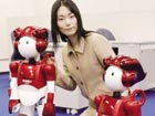 Japan unveils new robot