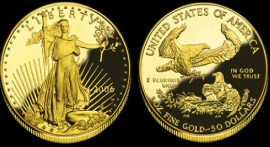 The United States, one of the 'Top 10 gold consumers in the world 2011' by China.org.cn.