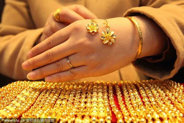 Gold S Sparkle Likely To Shine On Chinese Demand China Org Cn