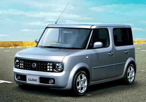 2011 Nissan Cube, one of the 'Top 10 least toxic cars 2012' by China.org.cn.