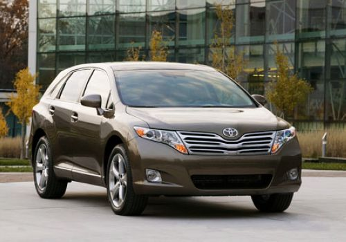 2011 Toyota Venza, one of the 'Top 10 least toxic cars 2012' by China.org.cn.