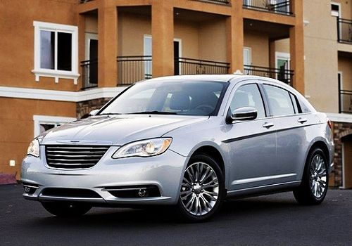2011 Chrysler 200 SC, one of the 'Top 10 most toxic cars 2012' by China.org.cn.