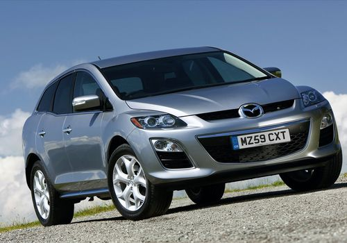 2011 Mazda CX-7, one of the 'Top 10 most toxic cars 2012' by China.org.cn.