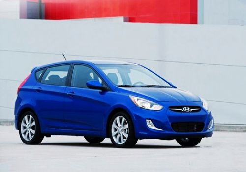 2012 Hyundai Accent, one of the 'Top 10 most toxic cars 2012' by China.org.cn.