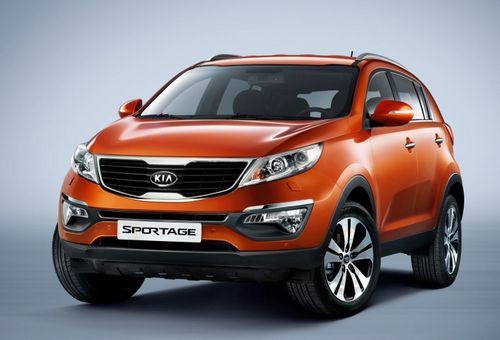 2011 Kia Sportage, one of the 'Top 10 most toxic cars 2012' by China.org.cn.