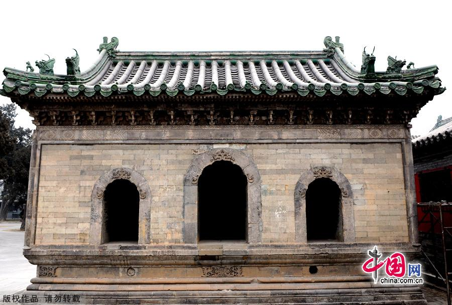 beijing ancient architecture museum china org cn