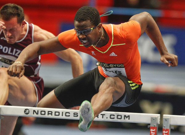 Cuban hurdler Robles won't defend title in Turkey