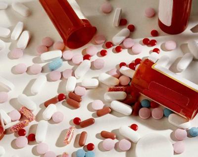 China further curbs overuse of antibiotics. [File photo]