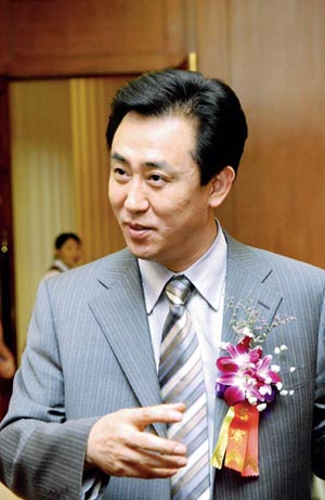 Hui Ka Yan, one of the 'Top 10 richest people in China 2012' by China.org.cn.