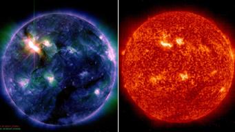 solar storm heading to earth - photo #19