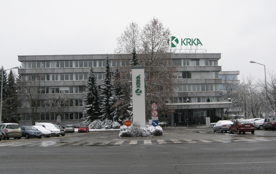 Krka Group, one of the 'top 10 companies achieving stable growth' by China.org.cn.