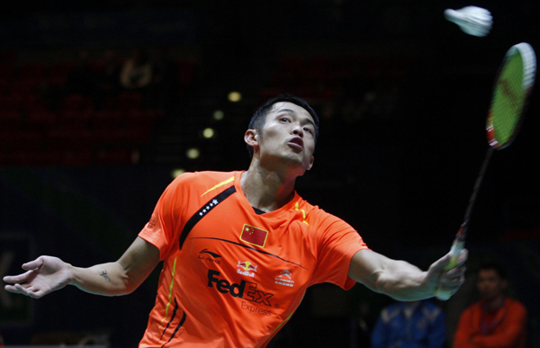 Lin Dan enters All England semifinals with ease