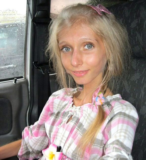 Russian 12 yr old girl