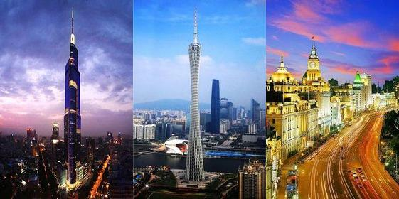 Top 15 competitive regional economies in China 2011