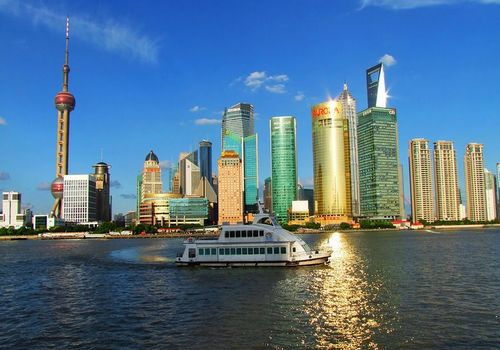 Shanghai, one of the 'Top 10 richest provincial regions in China 2011' by China.org.cn.