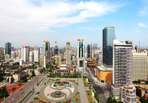 Sichuan, one of the 'Top 10 largest regional economies in China 2011' by China.org.cn.