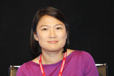Zhang Xin,one of the 'Top 10 real estate tycoons in China' by China.org.cn.