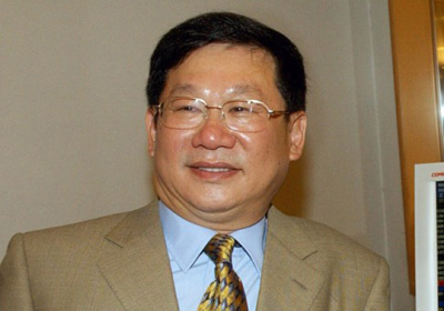 Zhang Li,one of the 'Top 10 real estate tycoons in China' by China.org.cn.