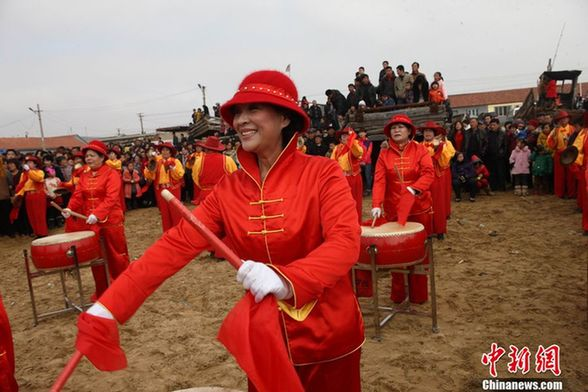 Sea Sacrifice Festival marked in Shandong