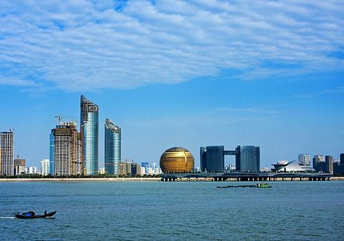 Zhejiang, one of the 'Top 10 provincial regions with highest GDP quality' by China.org.cn.